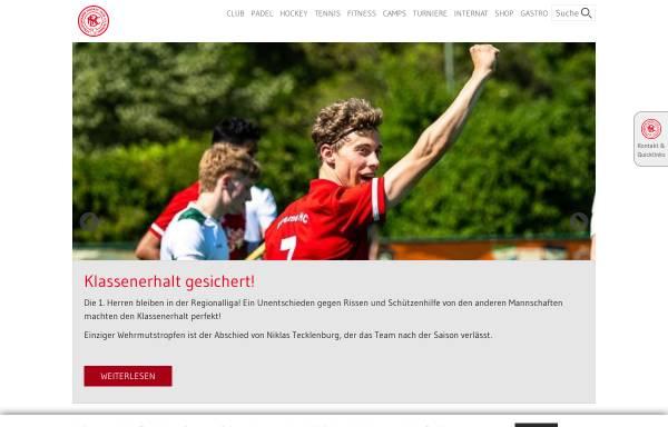 Vorschau von www.bremerhockeyclub.de, Bremer Hockey Club e.V.