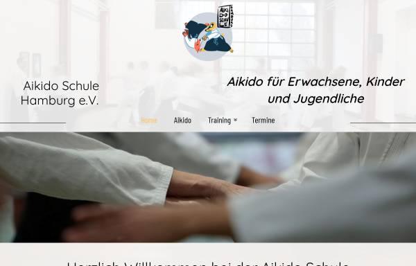 Vorschau von www.aikidoschulehamburg.de, Aikido-Schule Hamburg