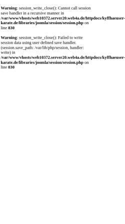 Vorschau der mobilen Webseite www.kyffhaeuser-karate.de, Kyffhäuser Karate Dojo in Bad Frankenhausen, Kelbra und Gorsleben