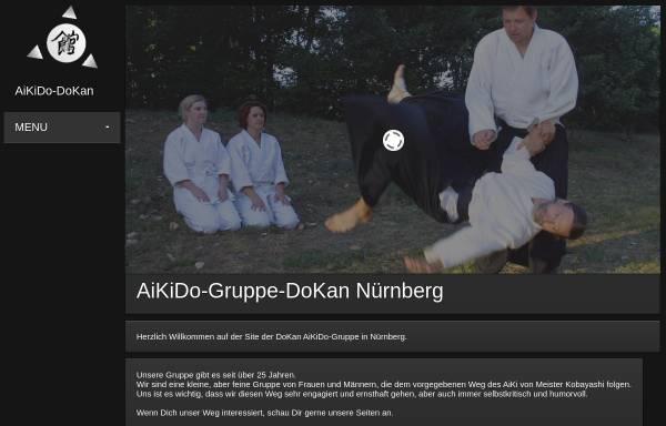 Vorschau von www.aikido-dokan.de, Aikido Dojo Dokan