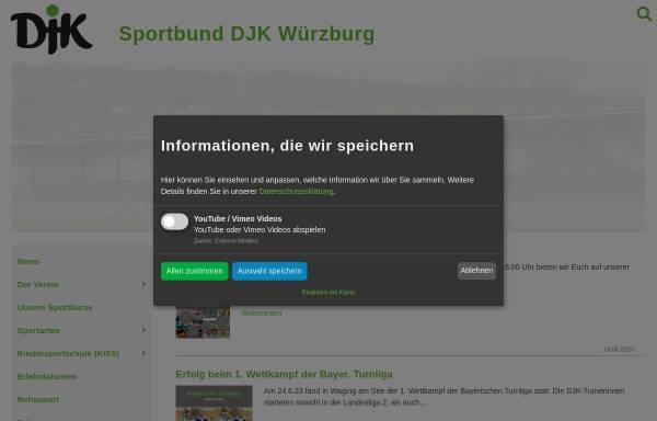 Vorschau von aikidowuerzburg.wordpress.com, Yoshinkan Aikido Würzburg