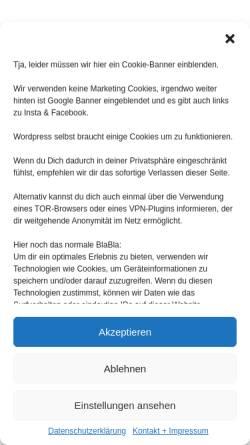 Vorschau der mobilen Webseite www.sprint-logistik.com, Sprint Logistik