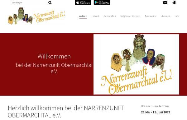 Vorschau von www.narrenzunft-obermarchtal.de, Narrenzunft Obermarchtal