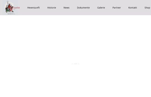 Vorschau von www.hexenzunft-obernheim.de, Hexenzunft Obernheim e. V.