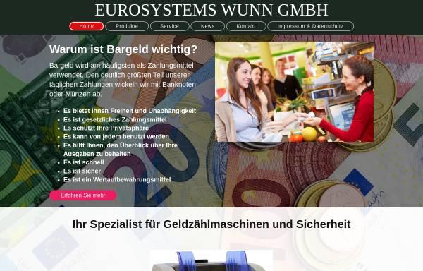 Vorschau von www.eurosystems-wunn.de, Eurosystems Wunn GmbH Göttelborn