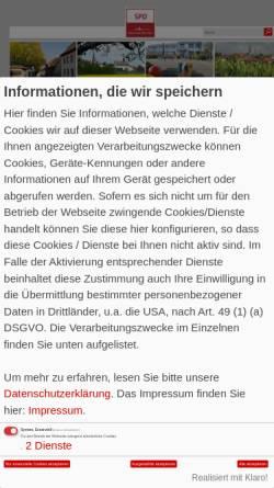 Vorschau der mobilen Webseite spd-ober-olm.de, SPD-Ortsverein Ober-Olm