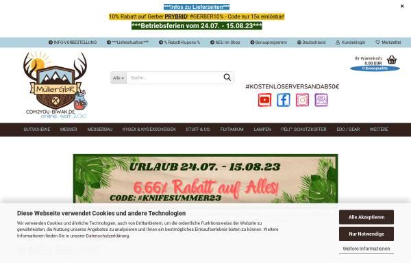 Vorschau von www.com2you.net, Com2you