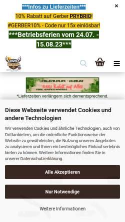 Vorschau der mobilen Webseite www.com2you.net, Com2you