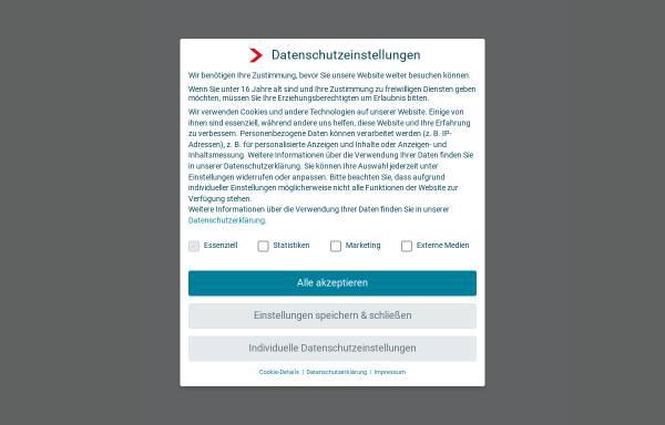 Vorschau von www.eurodata.de, eurodata AG