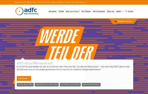 Vorschau von www.adfc-bw.de, ADFC Kreisverband Böblingen