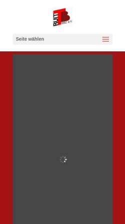 Vorschau der mobilen Webseite www.tbruit.de, Turnerbund Ruit 1892 e.V.