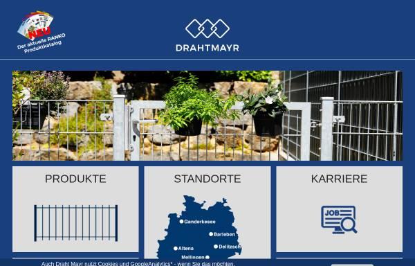 Draht Mayr Dielheim: Wirtschaft, Dielheim draht-mayr.de