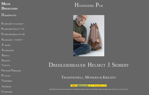 Vorschau von www.saitenklang.de, Drehleierbau - Helmut Seibert