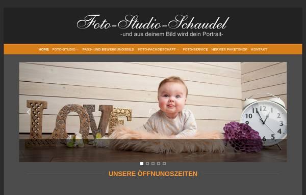 Vorschau von www.foto-schaudel.de, Foto-Studio-Schaudel