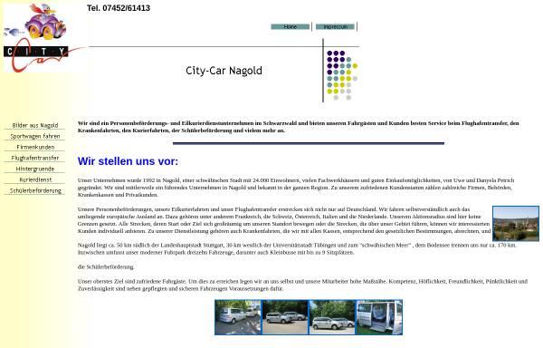 Vorschau von www.city-car.de, City-Car.de