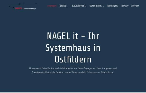 Vorschau von www.nagel-bytes.de, Nagel und Bytes