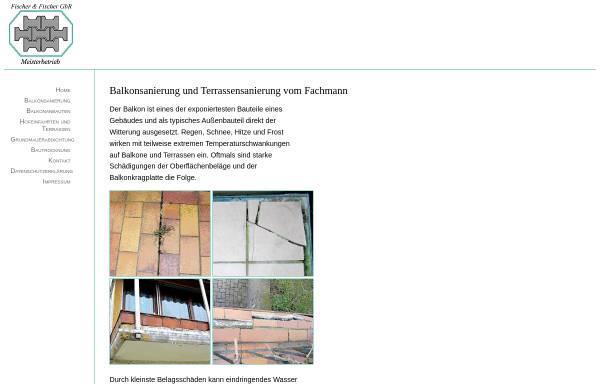 Vorschau von www.fischer-remshalden.de, Fischer und Fischer GbR