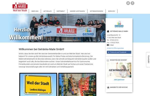 Atemberaubend Getränke Maile Weil Der Stadt Fotos - Innenarchitektur ...