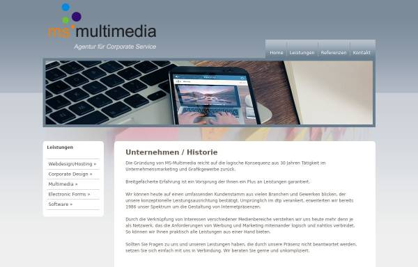 Vorschau von www.ms-softservice.de, MS Multimedia und Service