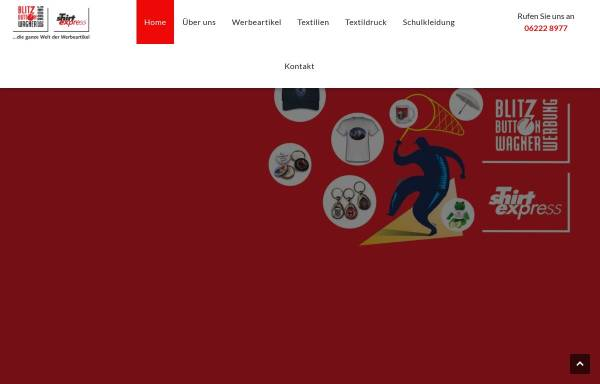 Vorschau von www.wwp-werbeartikel.de, Wagner Werbung Palette GmbH