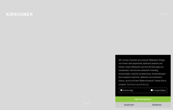 Vorschau von www.kirschner-wohnbau.de, Kirschner Wohnbau