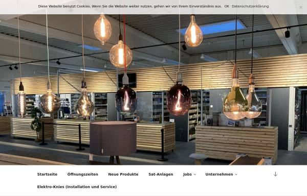Vorschau von eltpoint.de, Elektro Knies & ELT Point Knies