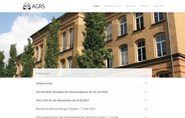 Vorschau von www.abendgymnasium-siegburg.de, Abendgymnasium Rhein-Sieg (AGRS)
