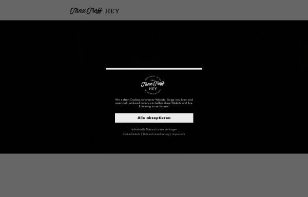 Vorschau von www.tanz-treff-hey.de, Tanz Treff Hey