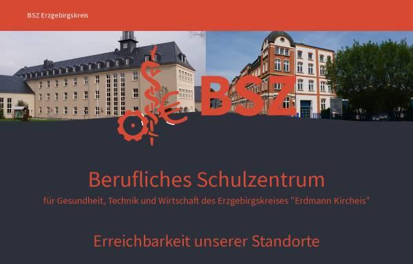 Vorschau von www.bsz-oelsnitz.de, Berufliches Schulzentrum für Technik, Wirtschaft und Gesundheit