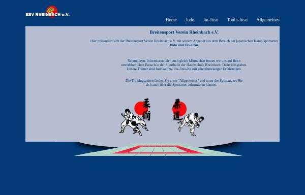 Vorschau von bsv-rheinbach.de, Breitensportverein Rheinbach e.V.
