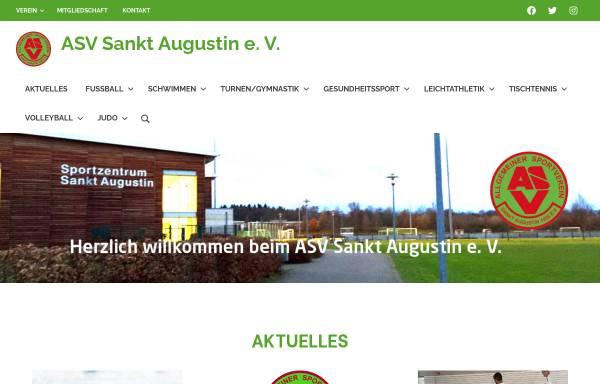 Vorschau von asv-sankt-augustin.de, ASV Sankt Augustin 1956 e.V.