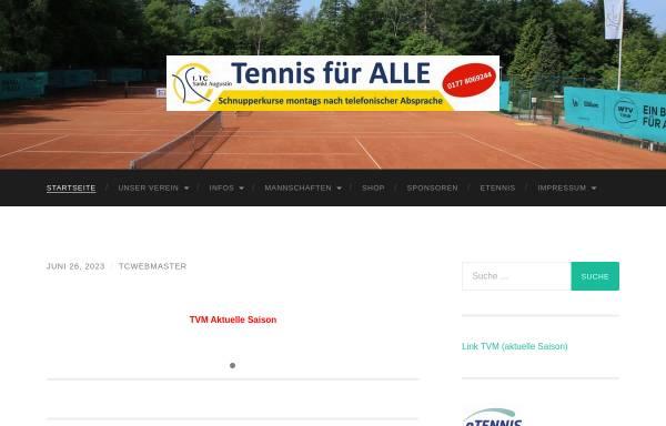 Vorschau von tc-sankt-augustin.de, 1. TC Sankt Augustin e.V.
