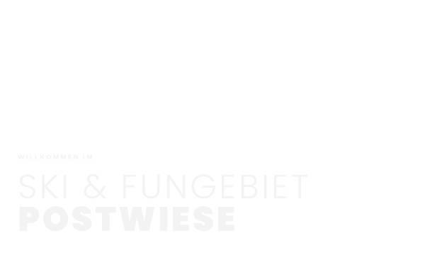 Vorschau von www.postwiese.de, Skigebiet Postwiesen