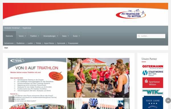 Vorschau von www.triwit.de, PV-Triathlon Witten e.V.