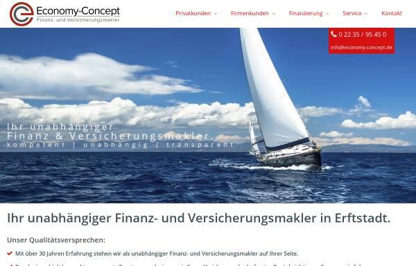 Vorschau von www.economy-concept.de, Economy Concept GmbH