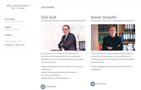 Vorschau von www.kanzlei-ags.de, Rechtsanwälte Dr. Akca, Graf und Schaefer, Frechen