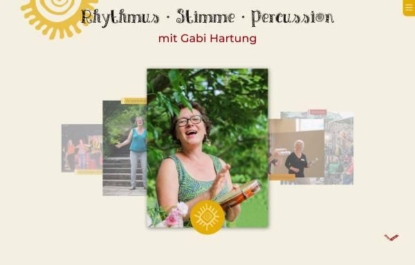 Vorschau von rhythmus-stimme-percussion.de, Hartung, Gabi - rhythmus-stimme-percussion