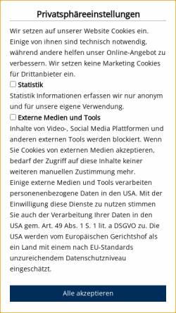 Vorschau der mobilen Webseite www.heitkoetter.de, Heitkötter GmbH & Co. KG