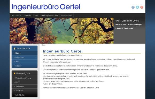 Vorschau von www.ibo-plan.de, Ingenieurbüro Oertel - Haustechnik - Energieausweis - Energieberatung