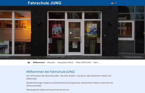 Vorschau von www.fahrschule-klaus-jung.de, Fahrschule Klaus Jung