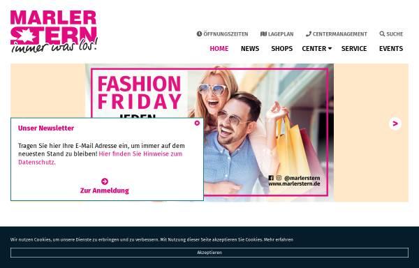 Vorschau von www.marlerstern.de, Marler Stern