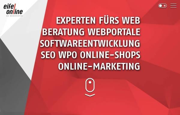 Vorschau von www.eifel-online.com, Eifel-Online GmbH