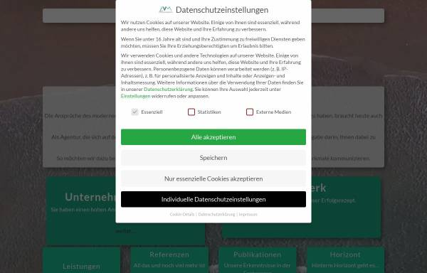 Vorschau von www.avvm.de, AVVM Werbung & Marketing GmbH