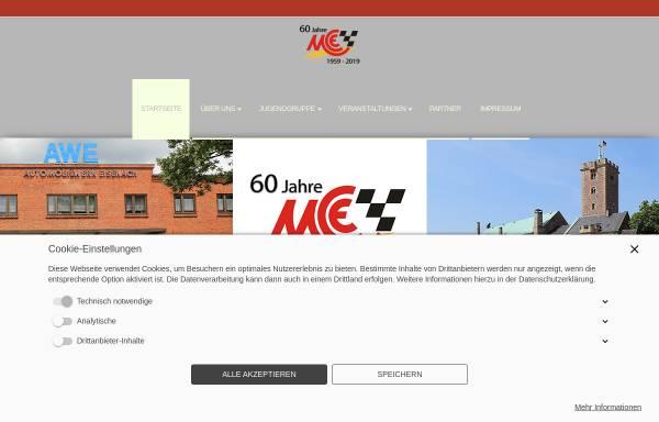 Vorschau von www.mc-eisenach.de, Motorsportclub Eisenach e.V.