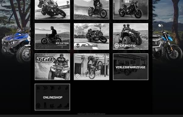 Vorschau von www.motospeed-bonsack.de, Motospeed Bonsack