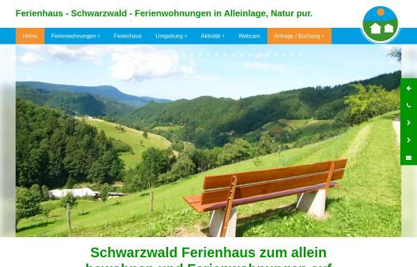 Vorschau von www.muellerbauernhof.de, Ferienhaus Müllerbauernhof