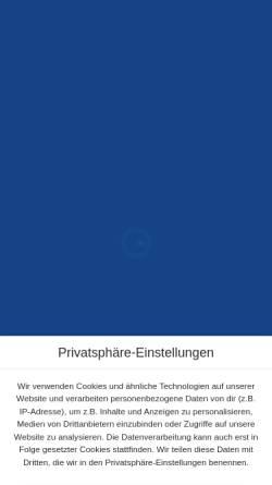 Vorschau der mobilen Webseite www.campingparadies-fehmarn.de, Camping auf Fehmarn