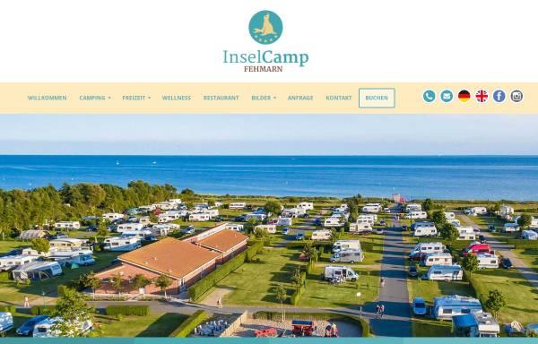 Vorschau von www.inselcamp.de, Insel-Camp Fehmarn