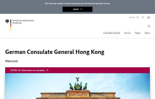 Vorschau von www.hongkong.diplo.de, China, deutsches Generalkonsulat Hongkong