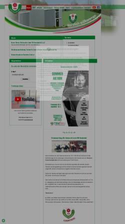 Vorschau der mobilen Webseite www.tsv-hochdahl.de, TSV Hochdahl 64 e.V.